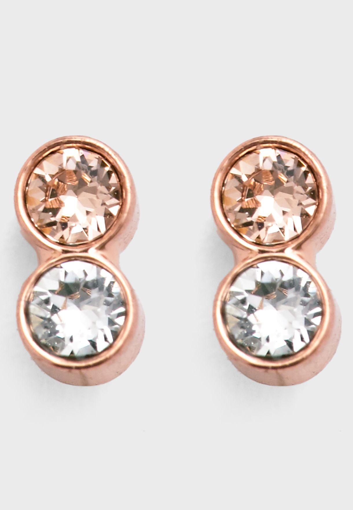Tiny Dot Stud Earrings