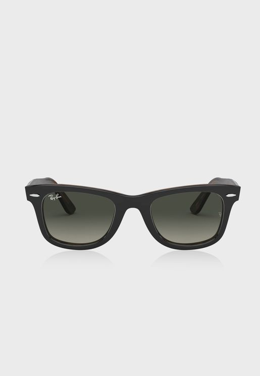 6caaa416be Ray-Ban. 0RB2140 Wayfarer Sunglasses. 682.90 QAR · 0RB2140 Wayfarer  Sunglasses