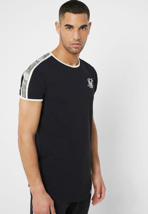 Taped Runner T-Shirt