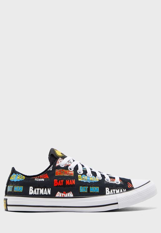 Batman Chuck Taylor All Star Ox