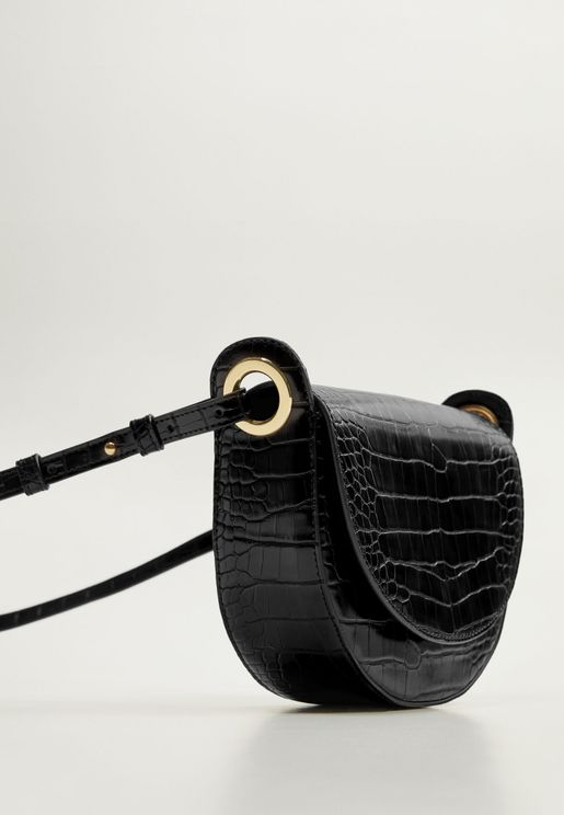 Dandi Moon Cut Crossbody
