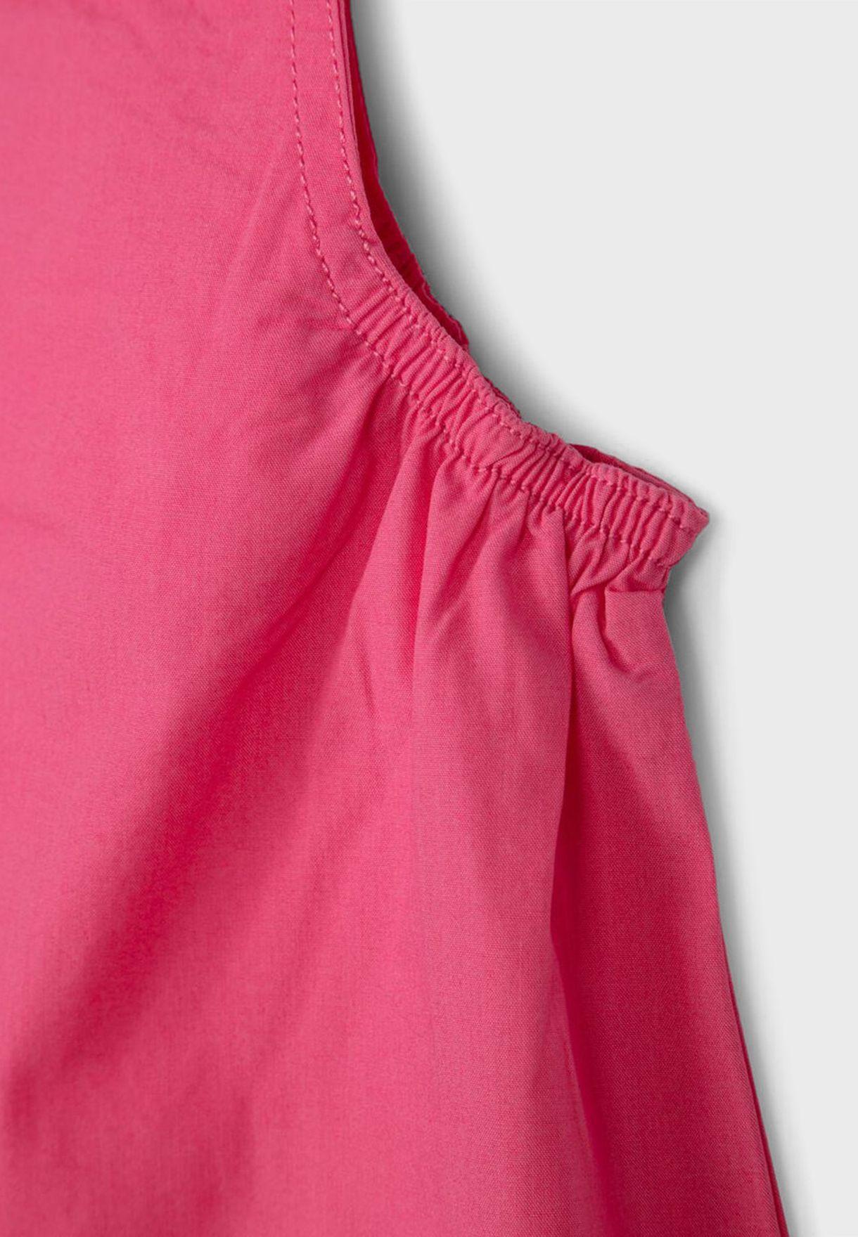 Infant Frill Detail Dress