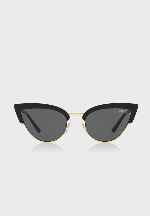 0VO5212S Retro Glam Sunglasses