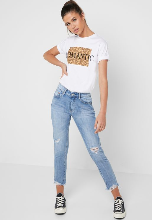 67d0519df2 Boyfriend Jeans for Women | Boyfriend Jeans Online Shopping in Dubai ...