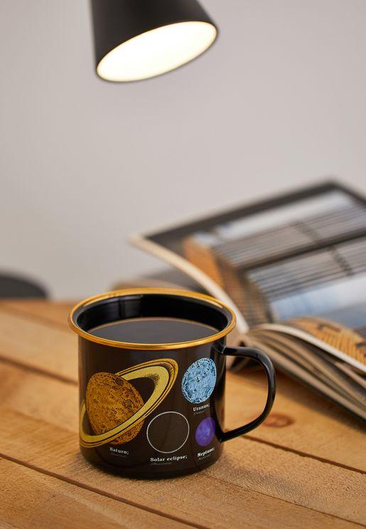 Ecologie - Astronomia - Enamel Mug