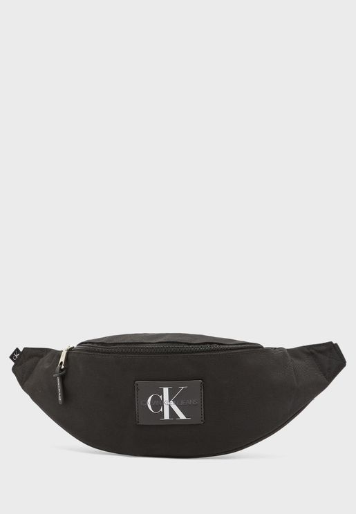 Monogram Logo Bum Bag