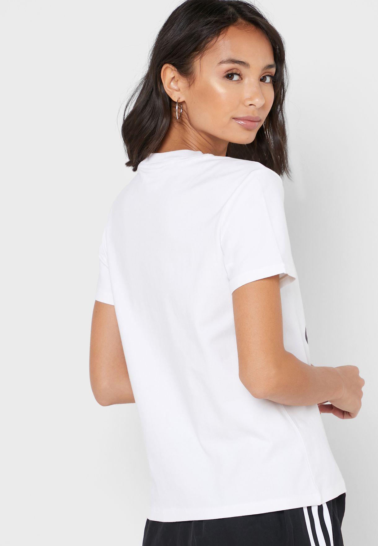 Trefoil Adicolor Casual Women's T-Shirt