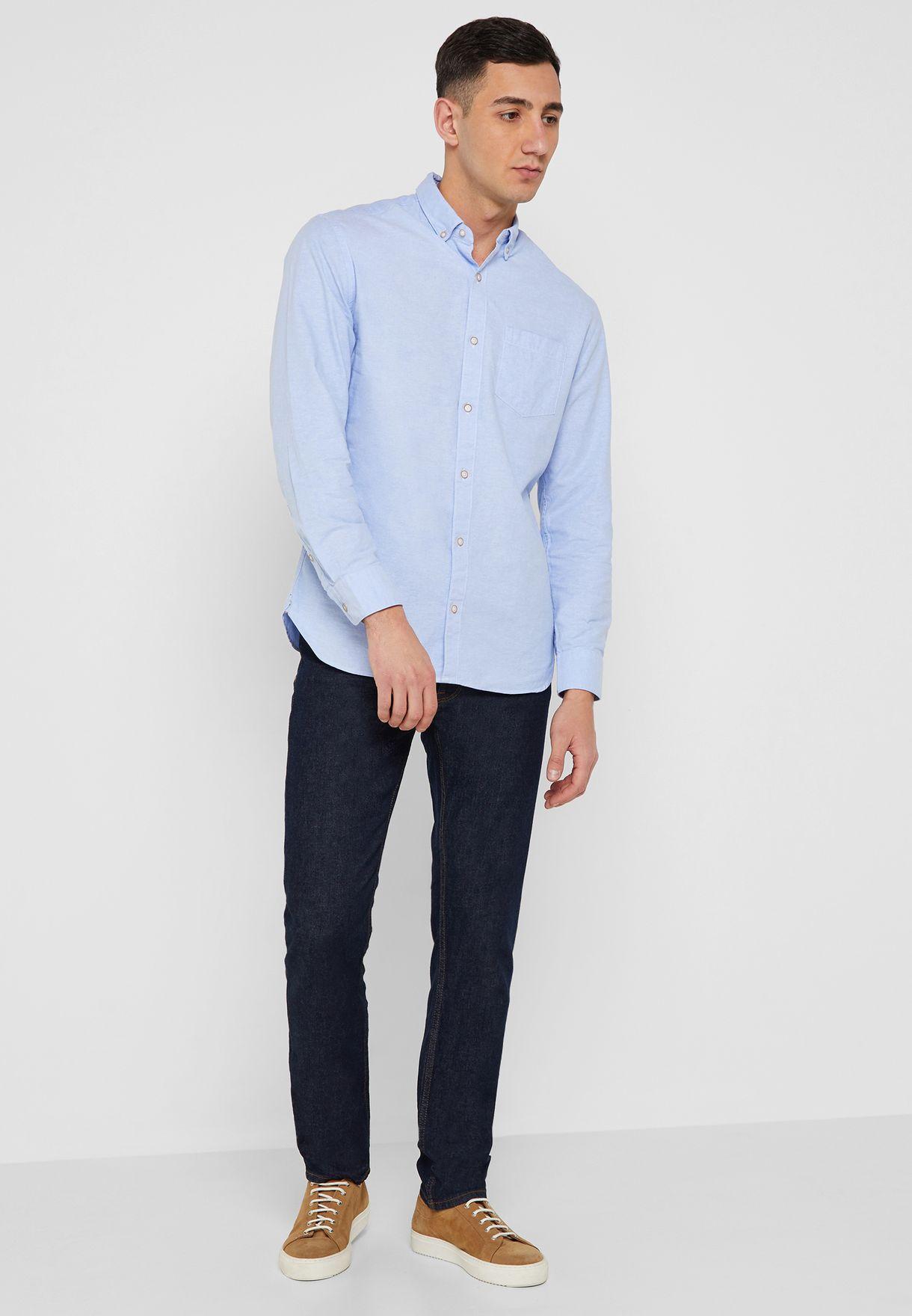 Jan Rinse Wash Slim Fit Jeans