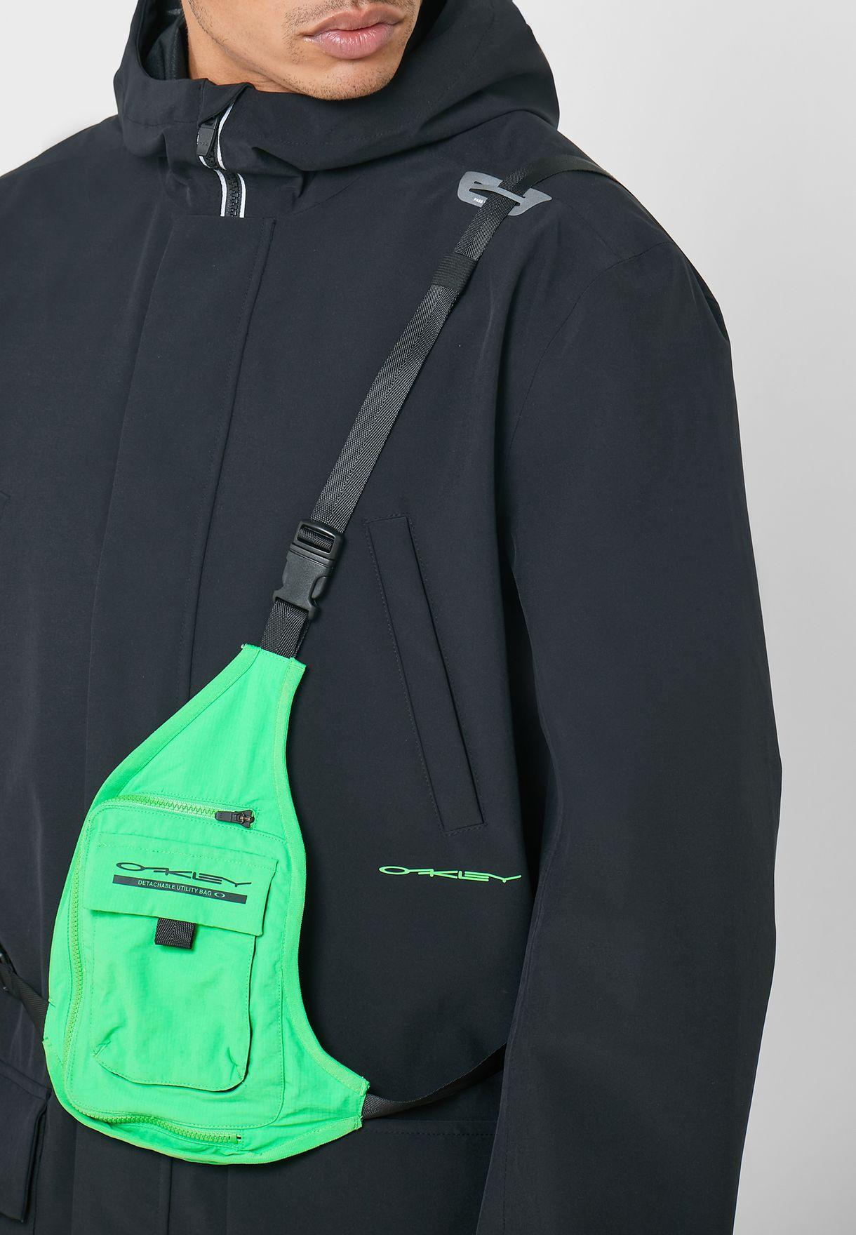 Modular Parka Jacket