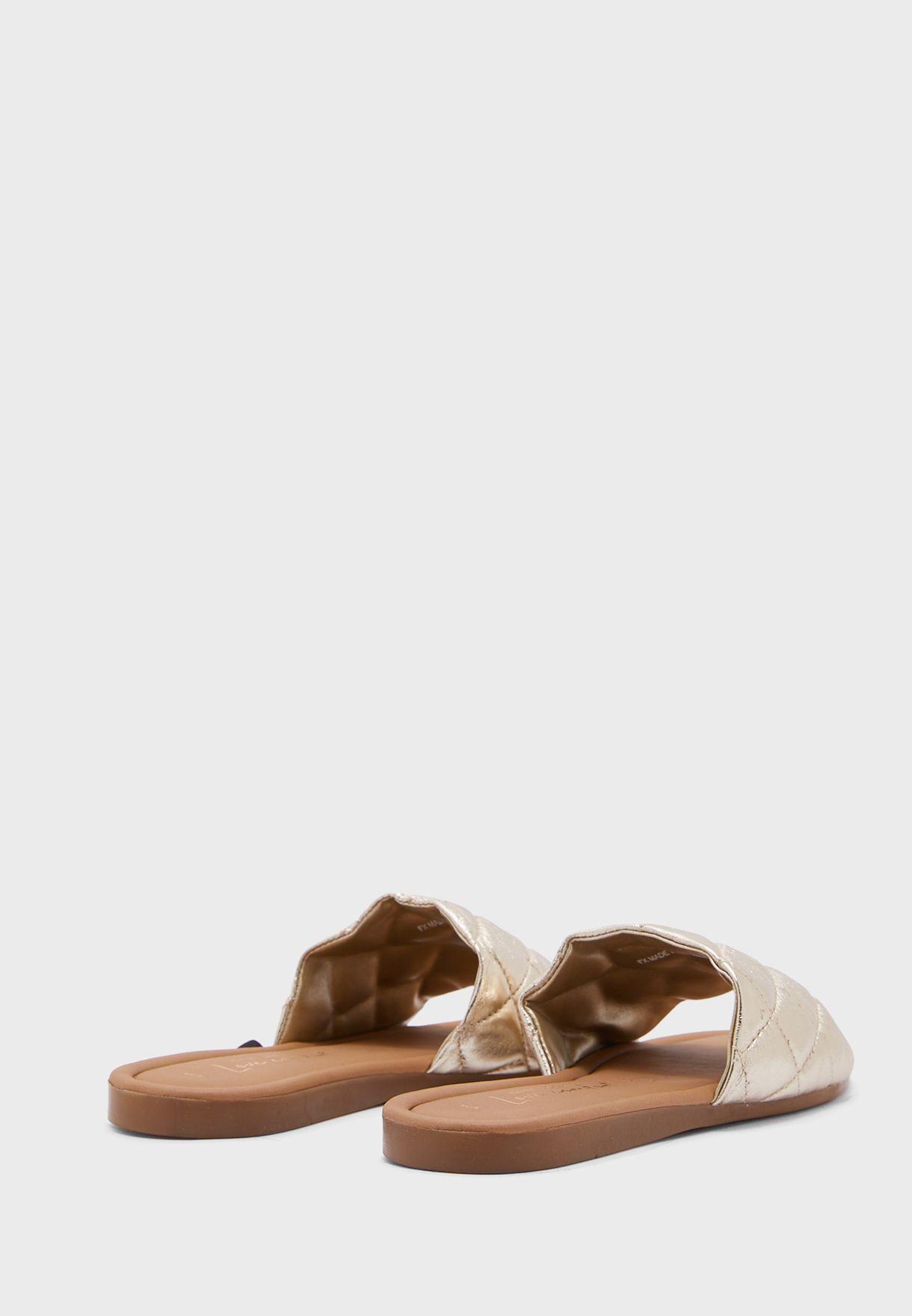 Gabi Flat Sandal