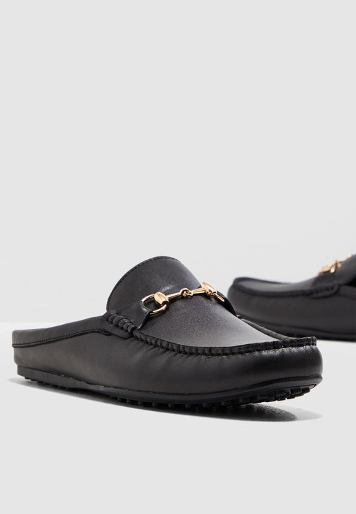 Blinker Mule Loafers