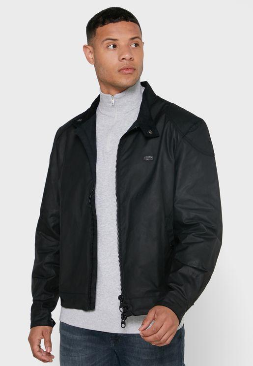 Stove Wax Jacket