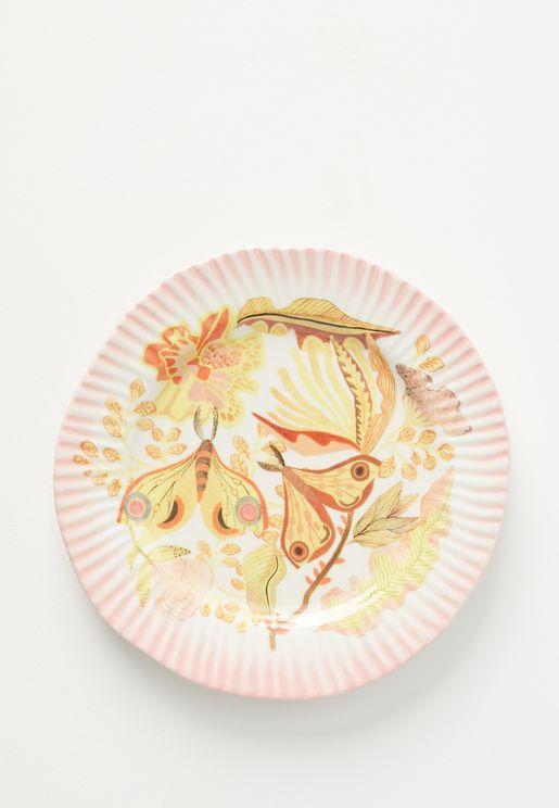 Michelle Morin Dessert Plate