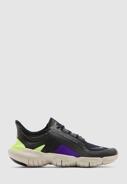 حذاء فري ار ان 5.0 شيلد