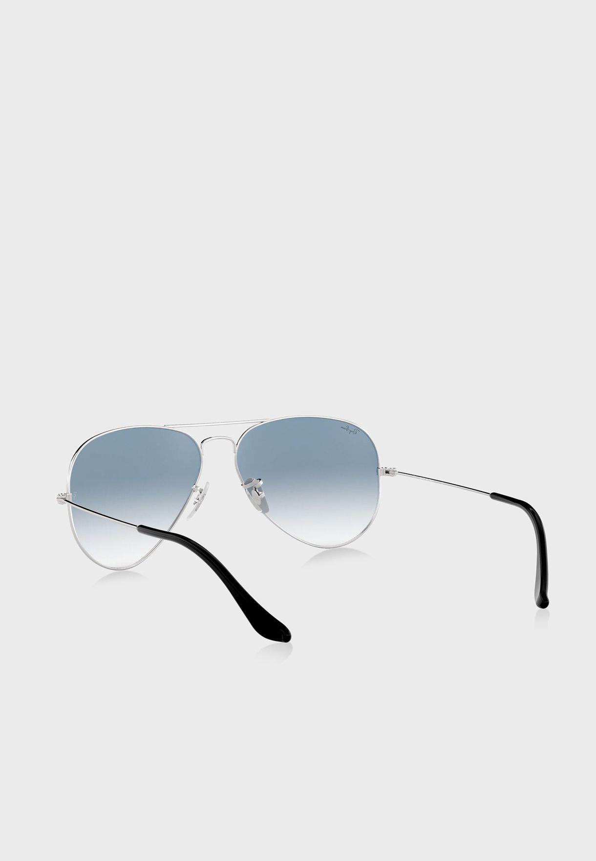 نظارة شمسية افياتور 0Rb3025