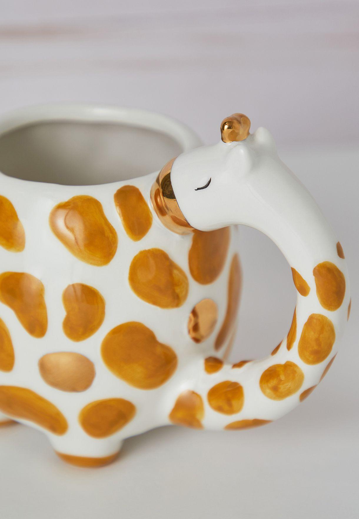 3D Giraffe Mug