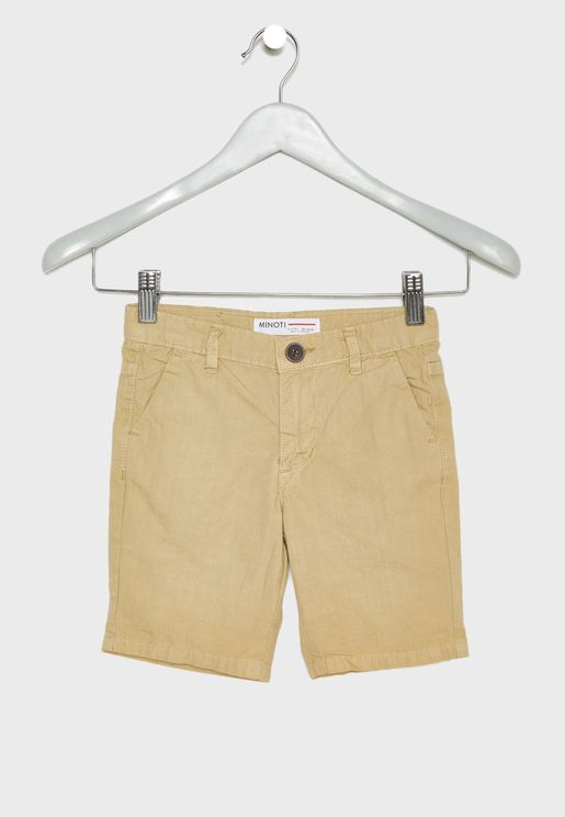 Little Chino Shorts
