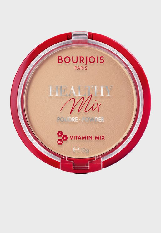 Healthy Mix Anti-Fatigue Powder 04 Beige doré, 10g - 0.38 oz