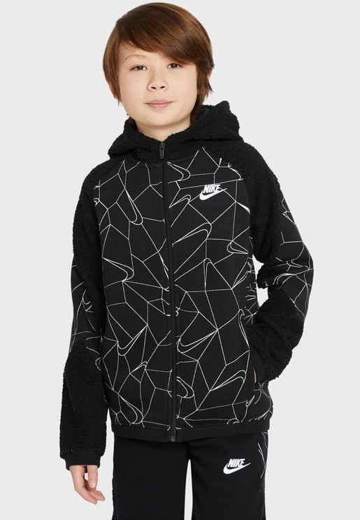 Youth Nsw Aop Hoodie