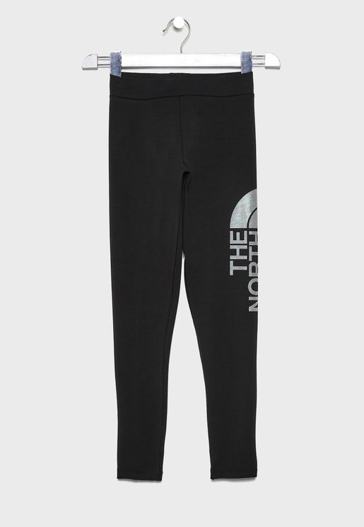 Youth Big Logo Leggings
