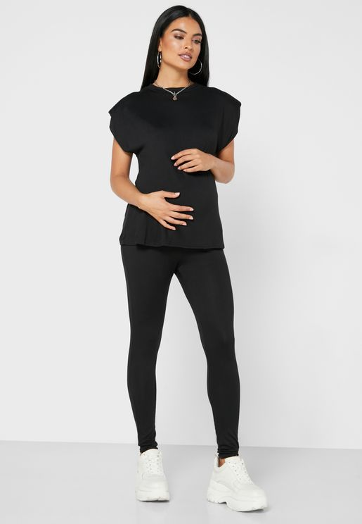 T-Shirt & Legging Co-Ord