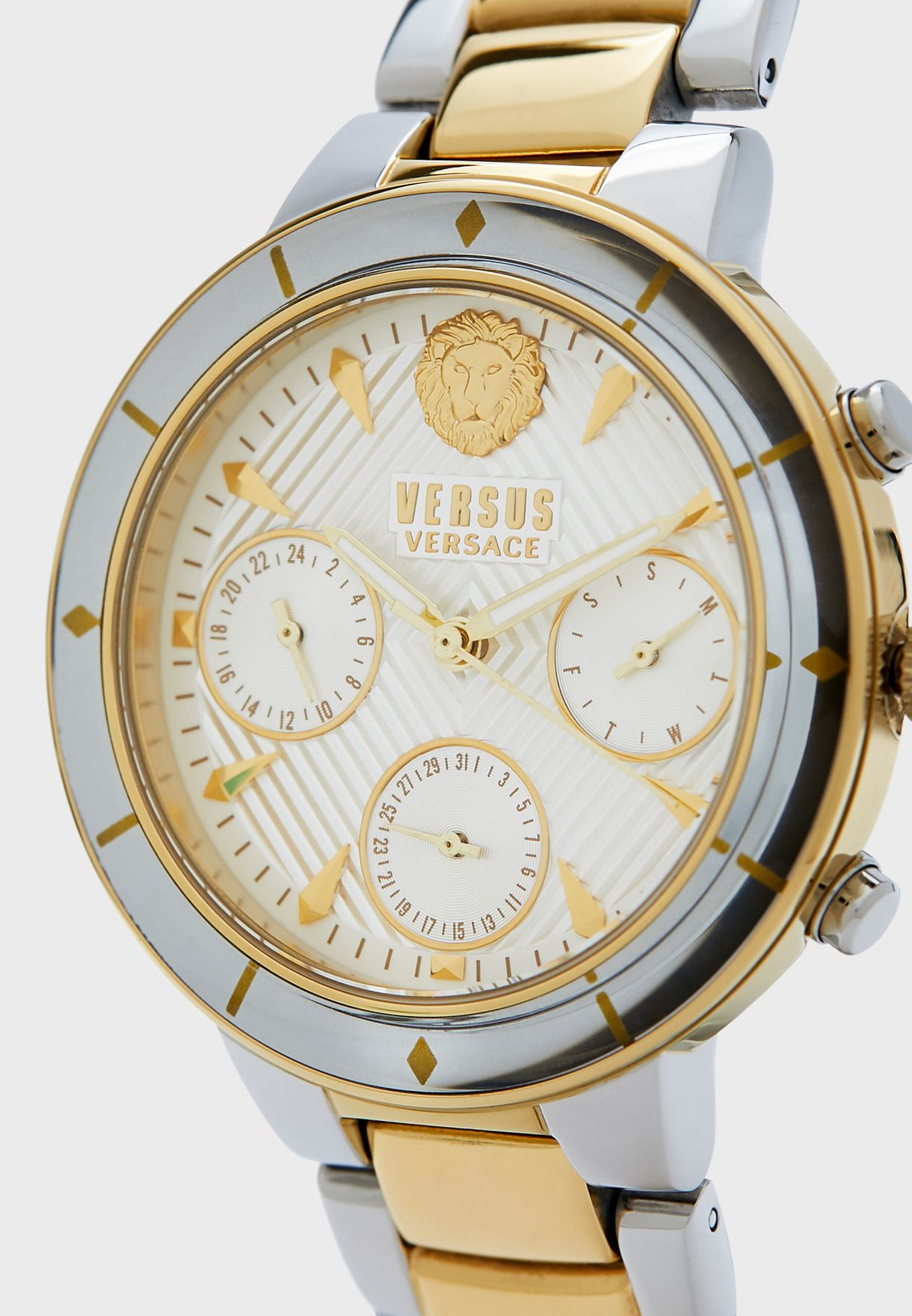 Harbour Heights Analog Watch