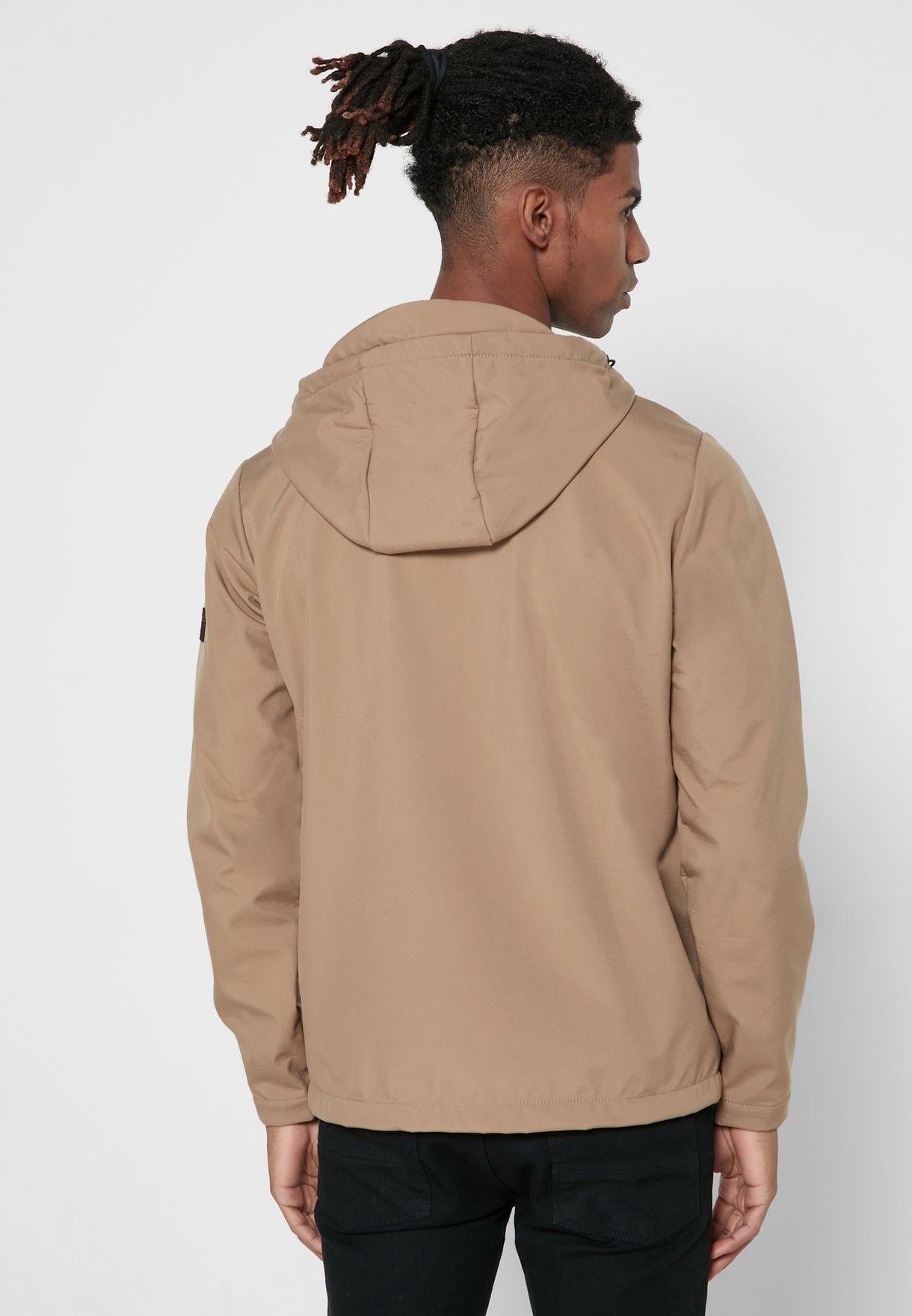 Pearce Hooded Jacket