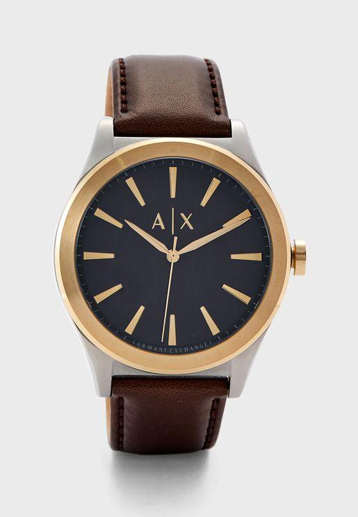 AX2334 Analog Watch