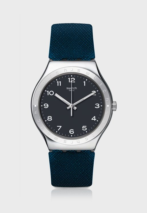 Inkwell Analog Watch