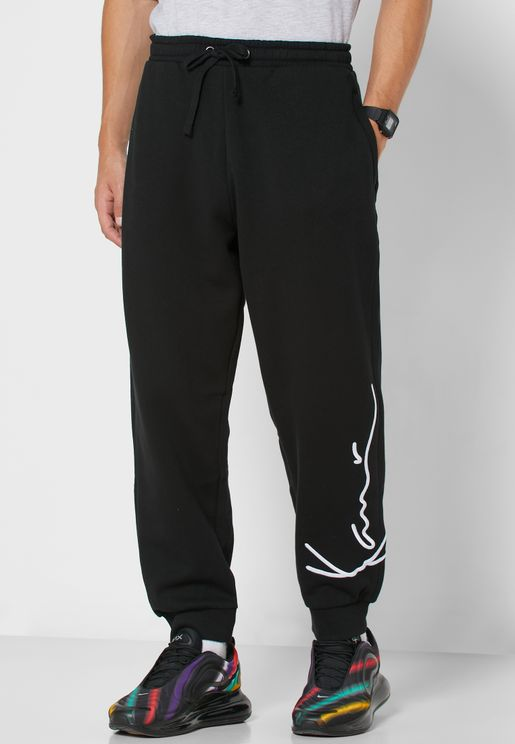 Signature Retro Sweatpants