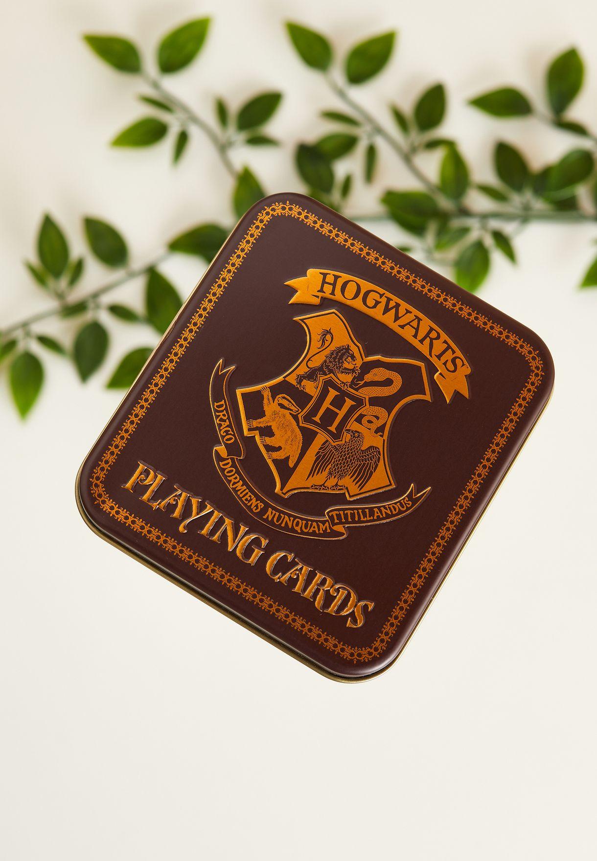 لعبة بطاقات هاري بوتر
