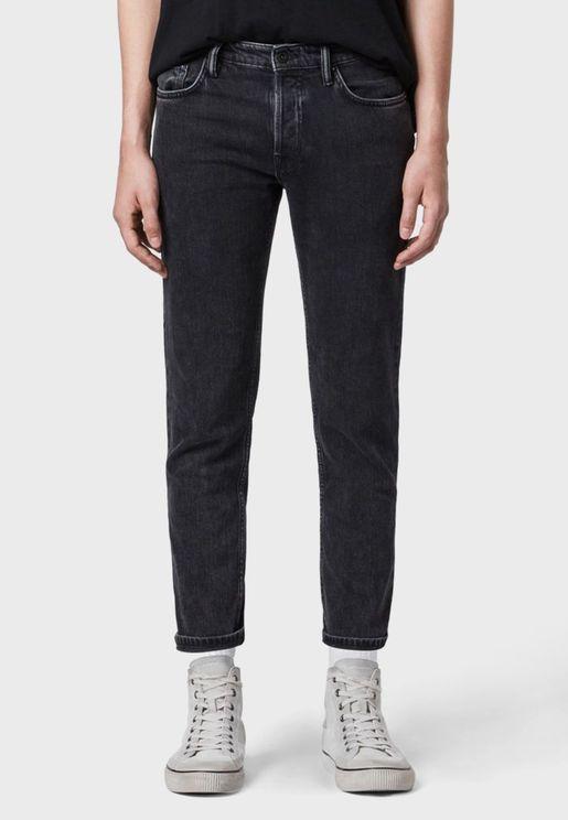 Dean Rinse Slim Fit Jeans