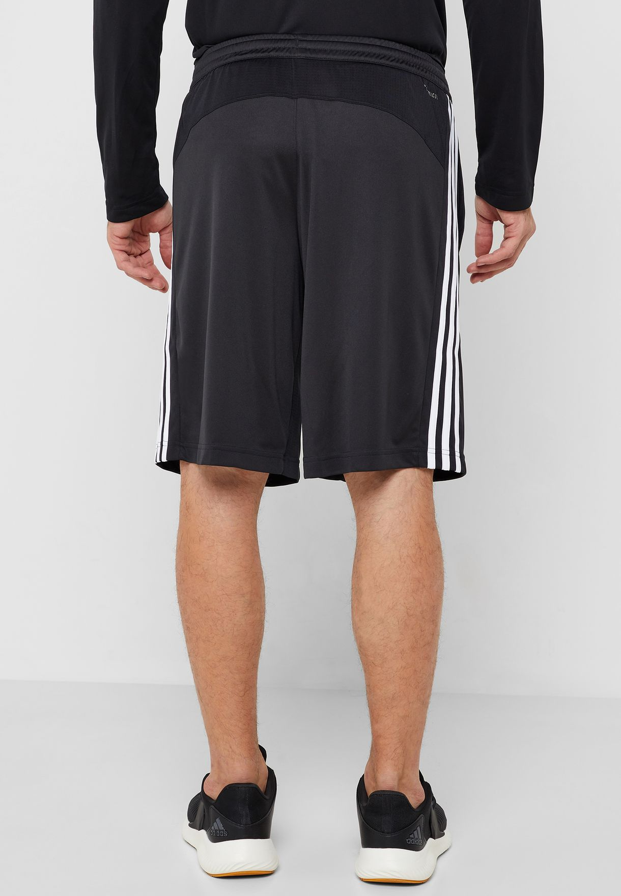 D2M Cool 3 Stripe Shorts