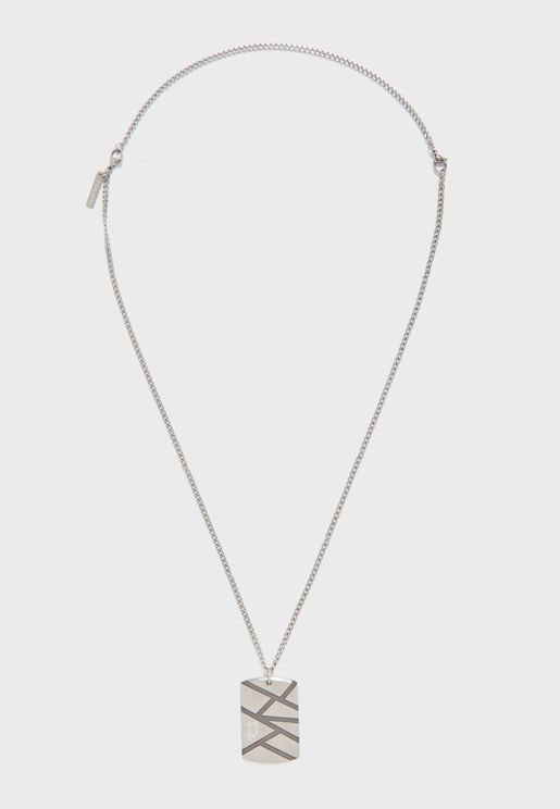 P PJ 26485PSB-02 Necklace