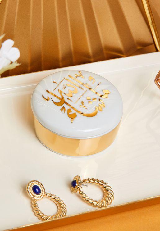 Mashallah Trinket Box