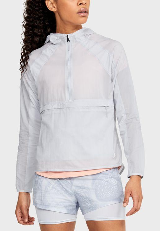 Qualifier Packable Jacket