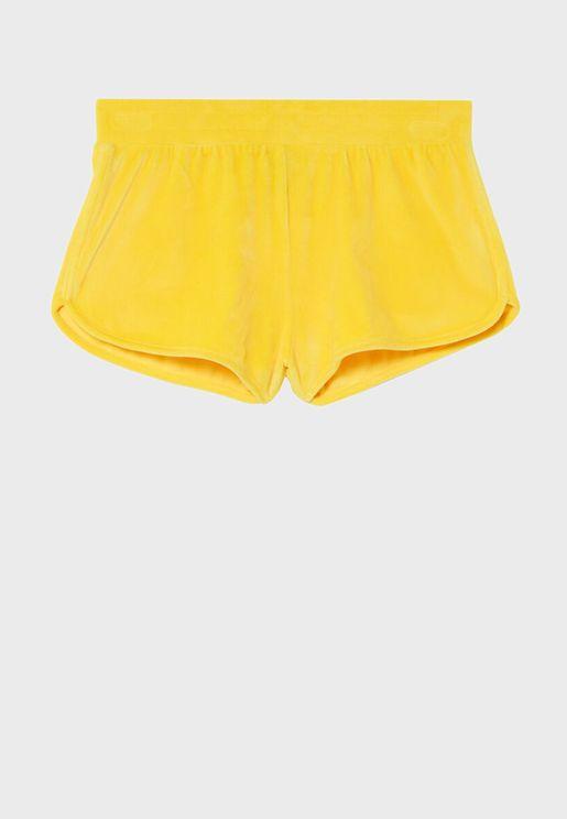 Pikachu Printed Shorts