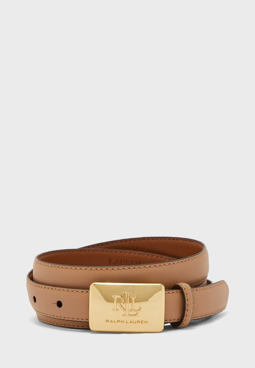 Logo Allocated Belt