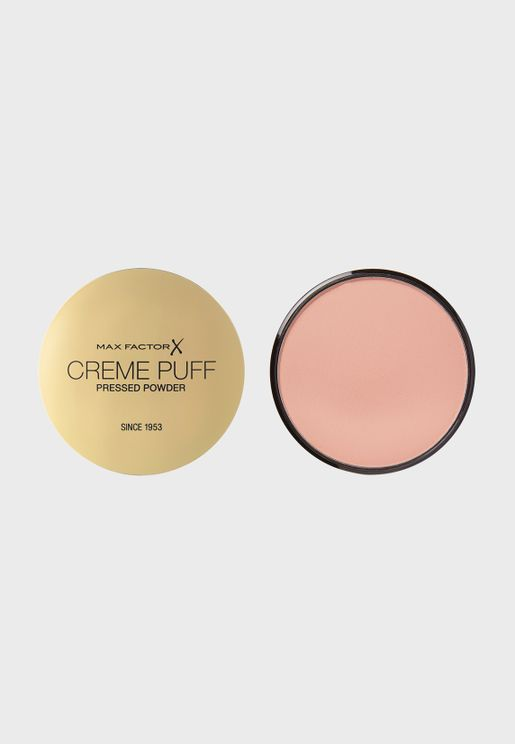 Creme Puff Pressed Compact Powder- 81 Truly Fair