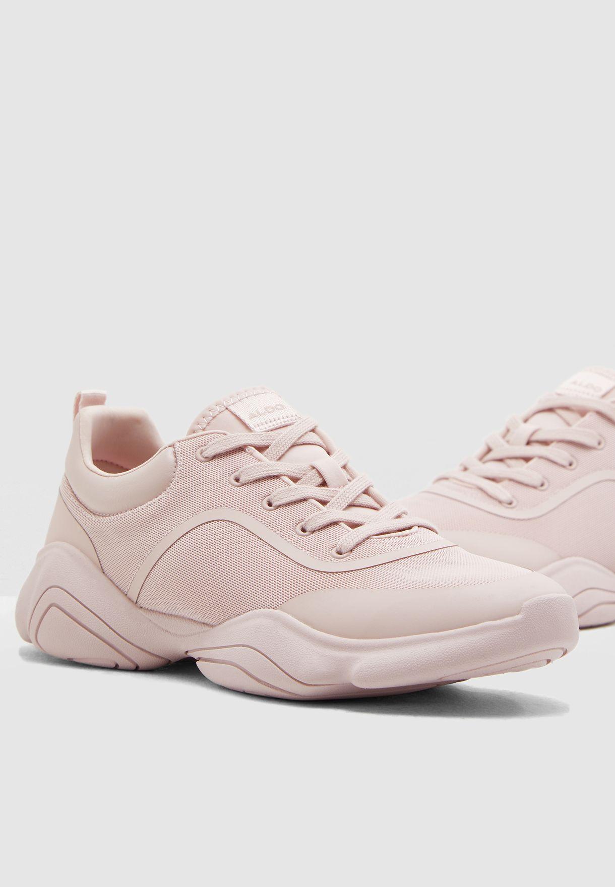 694f0b6a47e8 Shop Aldo pink Asteawiel Sneaker ASTEAWIEL52 for Women in Bahrain ...