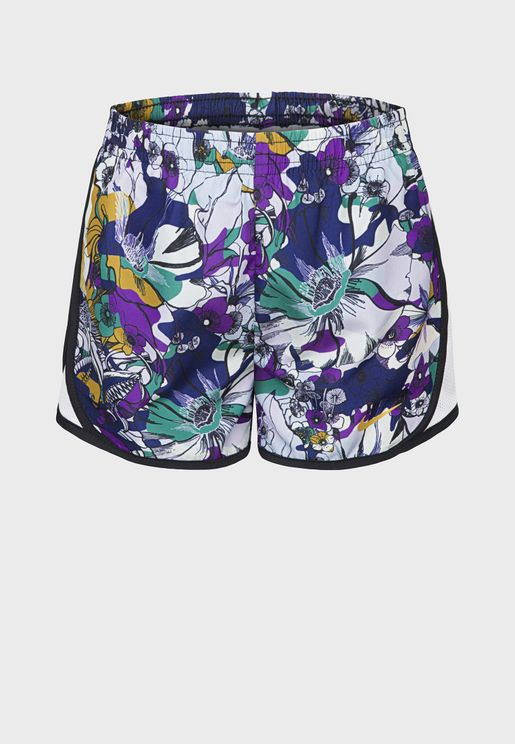 Kids AOP Energy Tempo Shorts