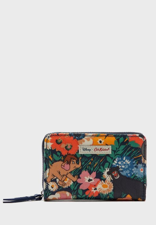 Jungle Book Pocket Purse