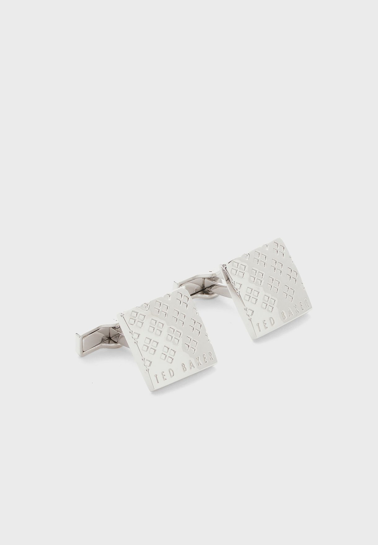 Cufflink And Pocket Square Giftset