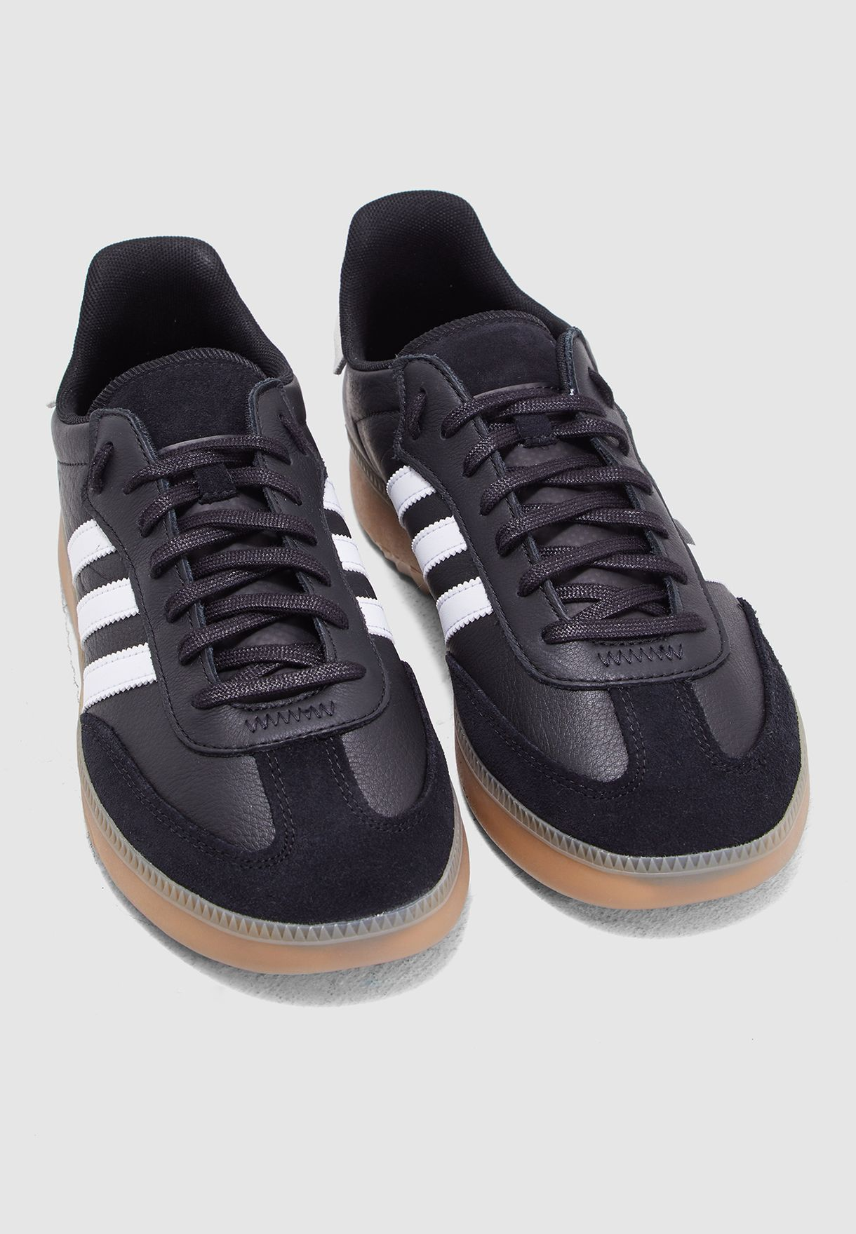 best authentic df19d d3a7c Shop adidas Originals black Samba RM BD7539 for Men in Saudi ...