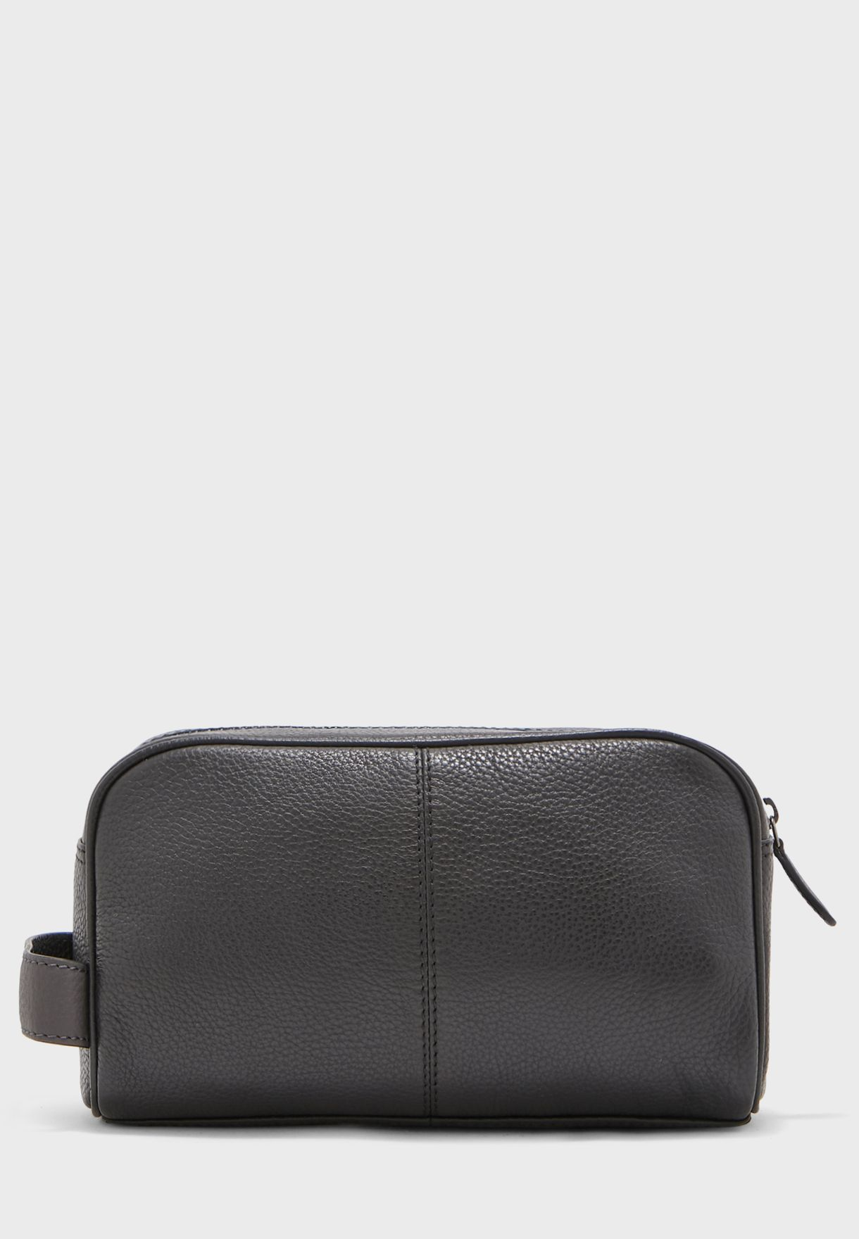 Core Leather Washbag