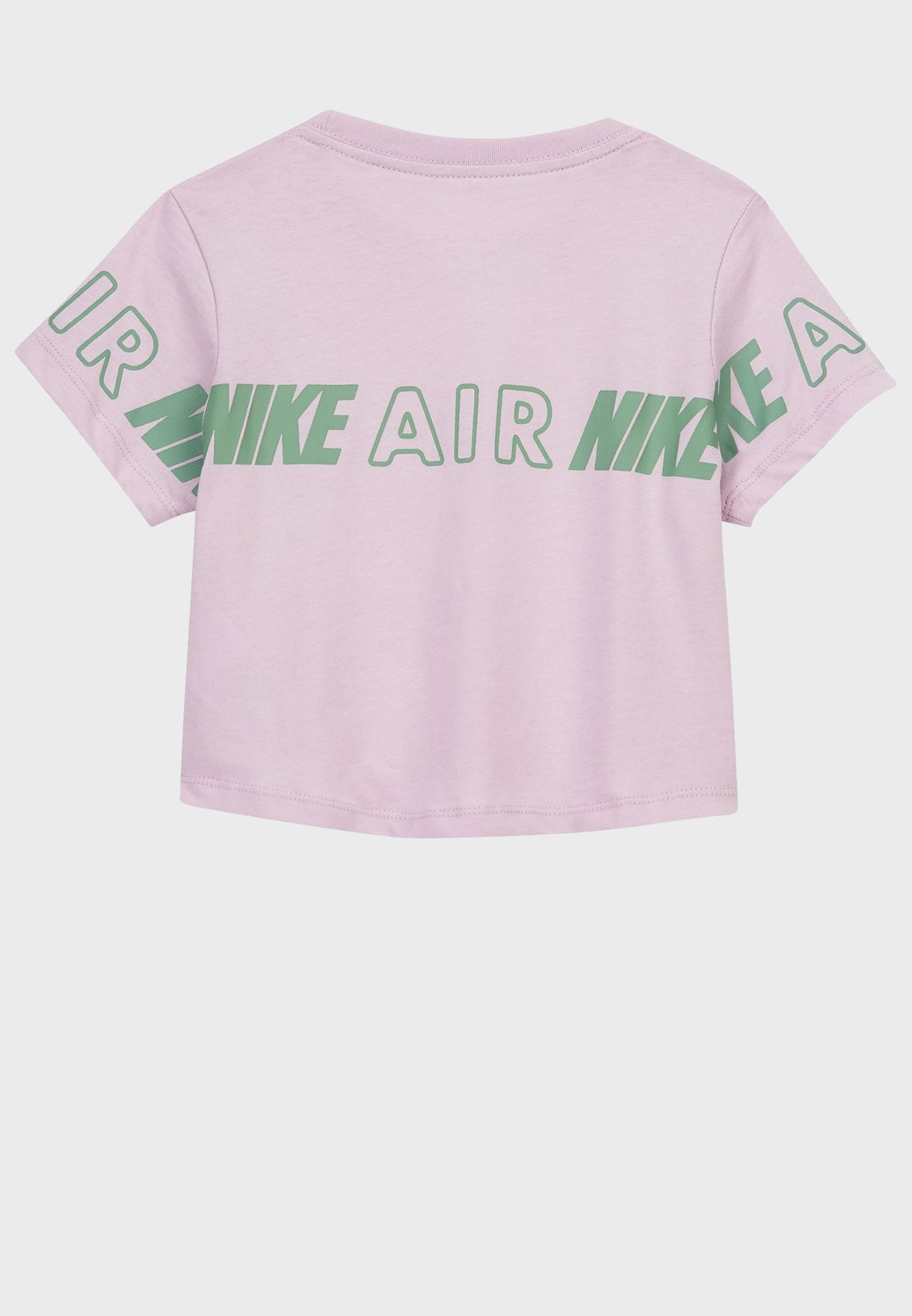 Youth NSW Air Taping Cropped T-Shirt