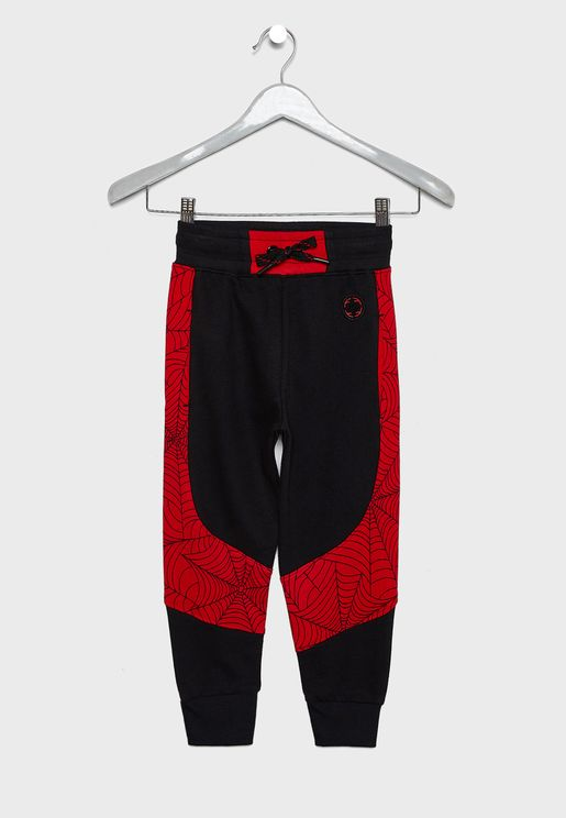 Kids Spider-Man Sweatpants