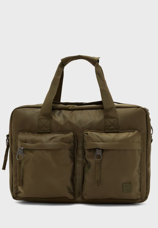 Go Travel Messenger Bag