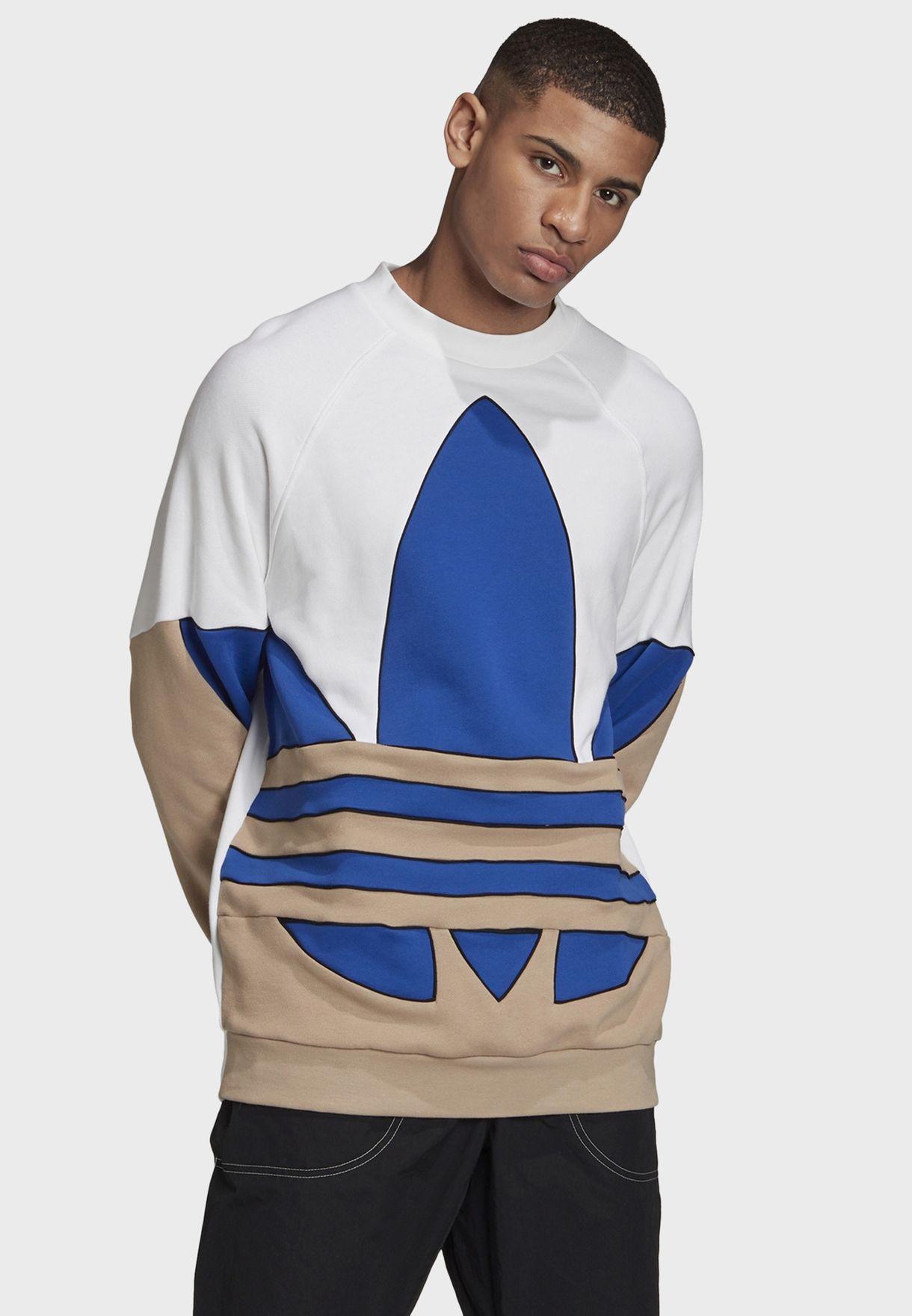 Big Trefoil Sweatshirt