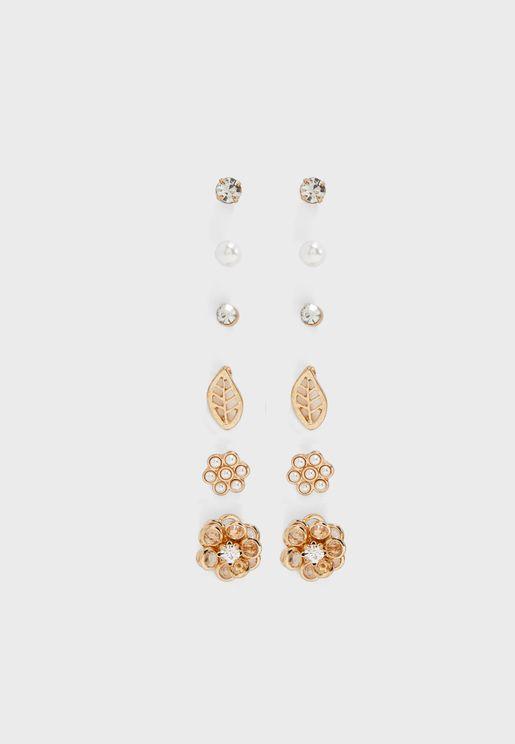 Escambia Earrings Set